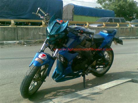 Fighter Style Modifikasi by 102 Modifikasi Kepala Vixion 2010 Modifikasi Motor