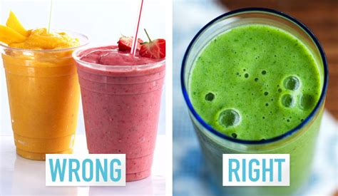 how do you make a smoothie 8 ways you re making smoothies wrong