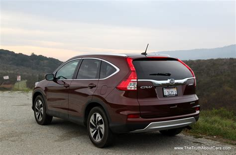 review  honda cr  touring  video  truth