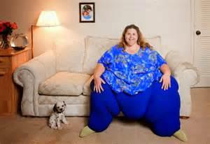 World's Fattest Woman