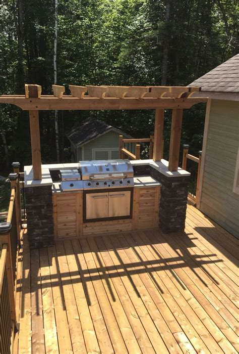 best 25 outdoor barbeque area ideas on bbq