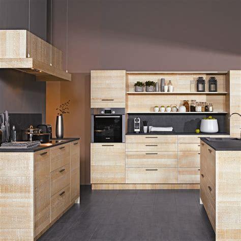 modele cuisine bois moderne cuisine moderne couleur bois cuisine cuisine moderne en