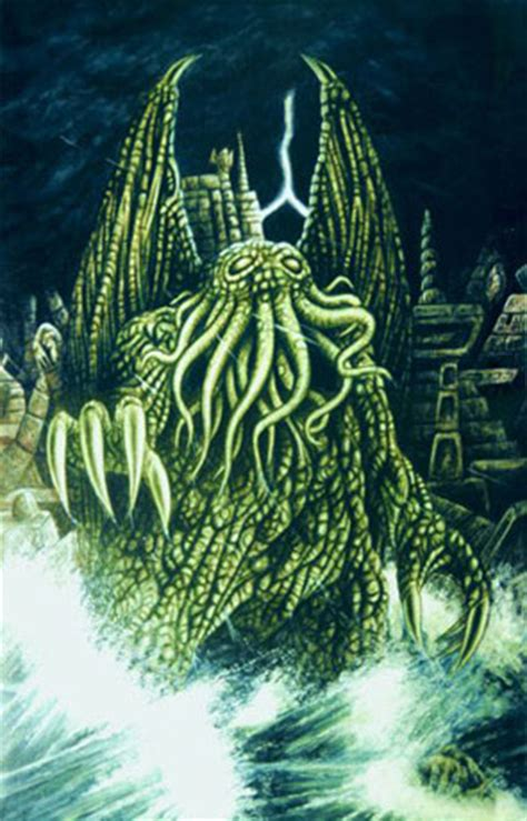 nameless city cthulhu mythos    hp lovecraft