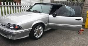 Cobra Look: 1993 Ford Mustang GT Convertible