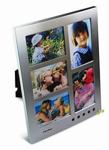 Großer Bilderrahmen Für Mehrere Bilder : sprechender bilderrahmen f r f nf fotos sprachnachricht zu jedem foto speichern ~ Bigdaddyawards.com Haus und Dekorationen
