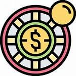 Casino Wheel Icons Roulette Icon Gambling Flaticon