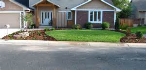 front yard renovation ideas top 28 front yard yard renovation front yard mature yard renovation xeriscaped whitemud