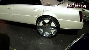Pearl White Cadillac Deville On 26 U0026quot  Dub Trumps Spinners