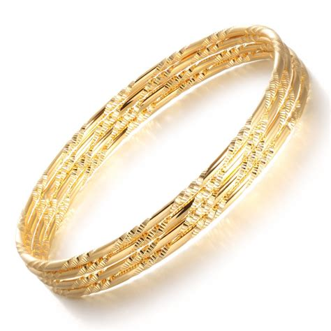 Aliexpressm  Buy Opk Women Luxury Gold Color Bangles. Eternity Band Engagement Ring. Dessert Diamond. Black Silver Necklace. Price List Diamond. Medical Id Bracelet. Rocker Watches. Georgia Watches. Squad Bracelet