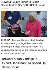 Broward County Brings in Expert Consultant to Speed Up ...