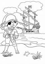 Pirate Colouring Coloring Pages Printable Pirates Ships Preschool Treasure Kleurplaten Intheplayroom Sheets Nl Piraten Topkleurplaat Talk Dieren Activities Spirit Cross sketch template