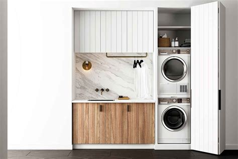 small space laundry renovations   fit  laundry