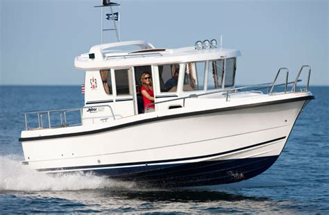 Finnish Boat Brands by Pocket Trawlers Five For Value And Versatility 171 Www
