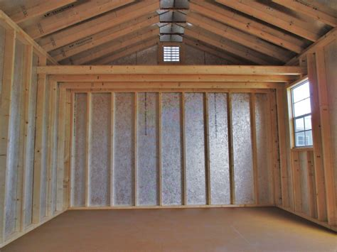 12x20 Storage Shed With Loft by Gambrel Roof Shed Vs Gable Roof Shed Which Design Is