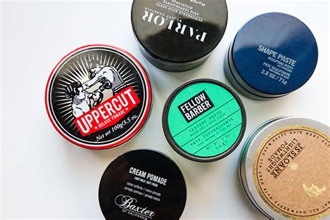 top mens hair styling products what s the best s hair product he spoke style