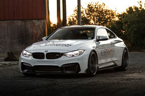 Bmw Full Form In German by The 2015 Bmw M4 Looks Menacing In Widebody Form