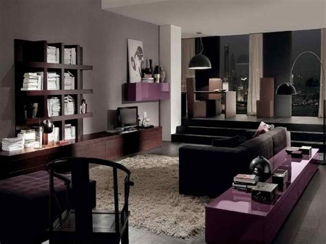 Paint Colors Living Room Black Furniture by Paint Colors For Living Room Purple Cool Living Rooms In