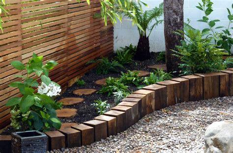 Garten Gestalten Zaun by Garten Gestalten Mit Kreativer Rasenkante Und
