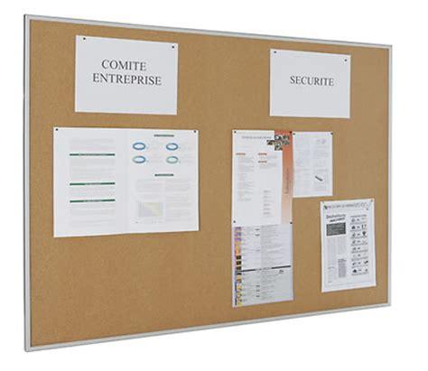 panneau affichage bureau panneau d 39 affichage en liège