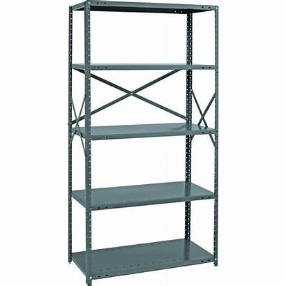 Shelving Steel Industrial Shelves Heavy Duty Gauge