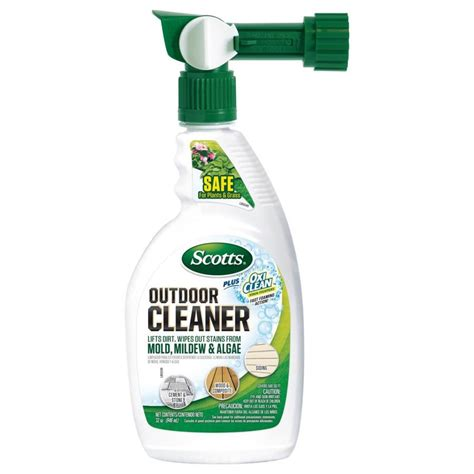 shop scotts outdoor cleaner  oxi clean ready  spray