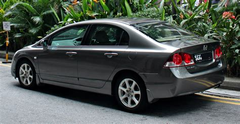 File:2007 Honda Civic Sedan.JPG - Wikimedia Commons