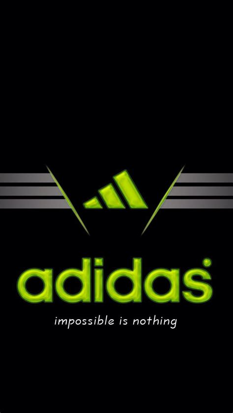 Adidas Logo Background Wallpaper