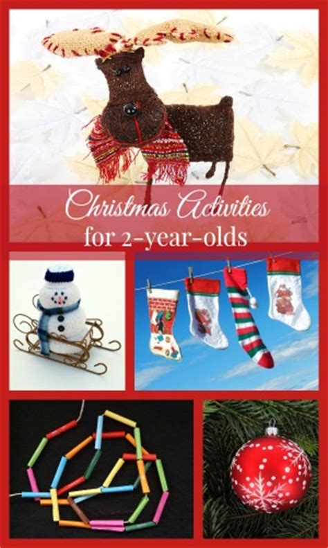 christmas crafts for 2 year olds activities for 2 year olds my guide