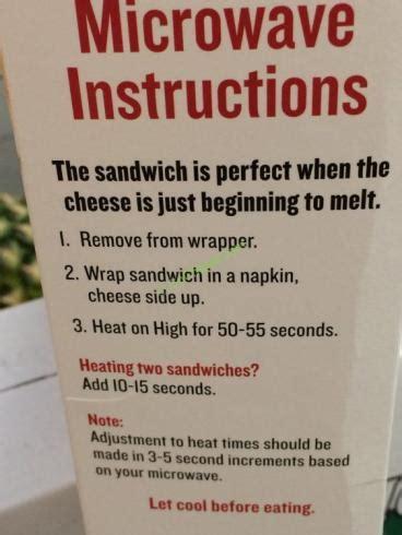 sandwich bros abf chicken melt  count box costcochaser
