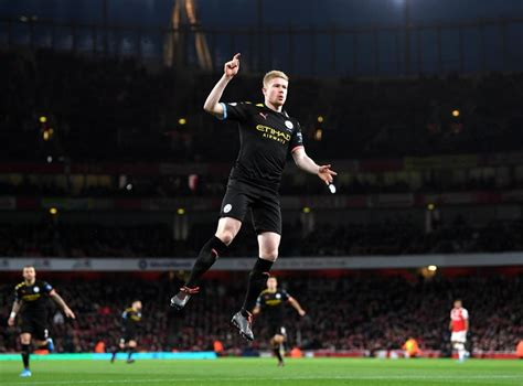 Arsenal vs Man City player ratings: Who impressed at the ...