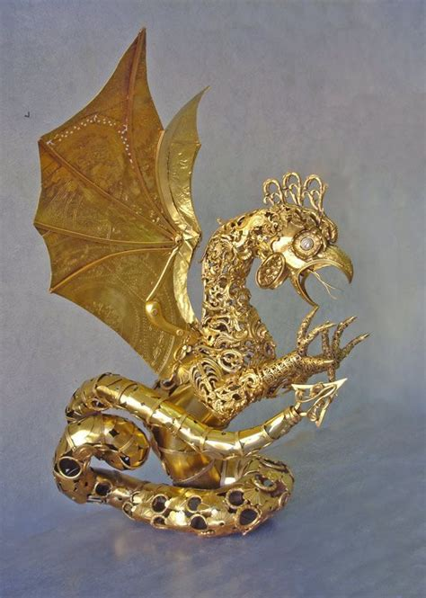 Amazing Metal Sculptures Made From Reclaimed Bronze Ornaments by 26 Best Foo Dogs Images On Foo