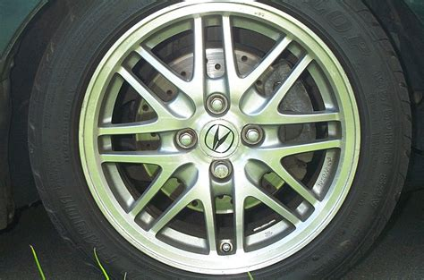 Acura Integra Gsr/ls Wheels Dunlop For Sale