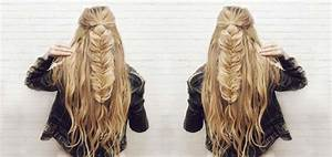 41 DIY Cool Easy Hairstyles That Real People Can Actually Do at Home! DIY Projects for Teens