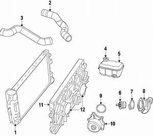 Dodge Viper Radiator  Cooling  Make  System