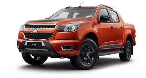 The holden colorado z71 is a pretty decent towing. Holden Colorado Z71 revealed - Photos (1 of 5)