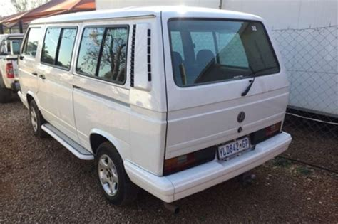 2001 vw microbus 2 6i manual cars for sale in gauteng on auto mart