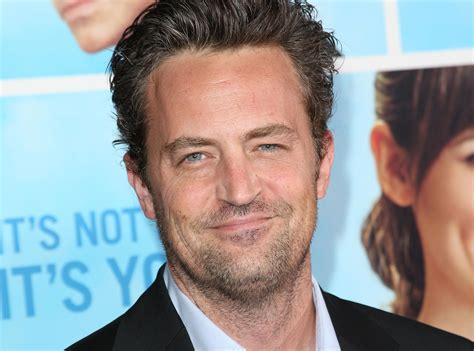 matthew perry  remember  years  friends