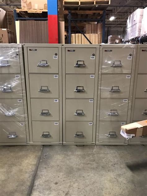 King File Cabinets Used by Used Office File Cabinets King 4 Drawer Lateral