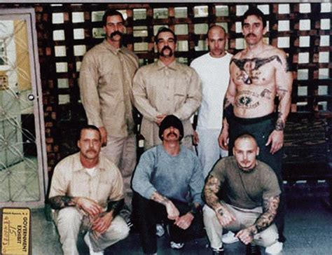 intelligence report special edition aryan prison gangs