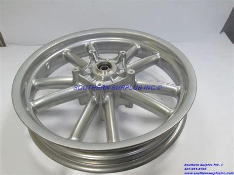 piaggio tb front wheel rim bearing rb  wheel studs beverly
