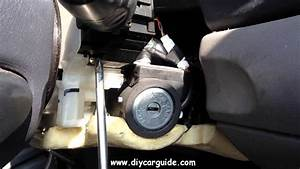 Nissan Almera Wiper Switch Replacement