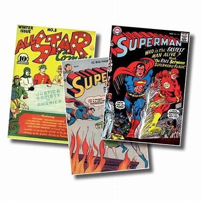 Dc Graphic Novel Comics Ups Eaglemoss Team