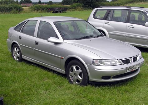 vauxhall vauxhall vauxhall vectra history photos on better parts ltd