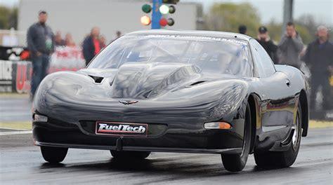 fueltech race cars lights out 7 c5 corvette wins lights out 7 drag racing cars