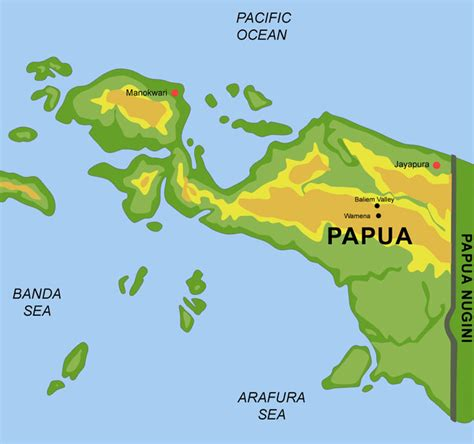 indonesian culture papua