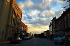 Downtown Lenoir North Carolina Photograph by Amber Summerow
