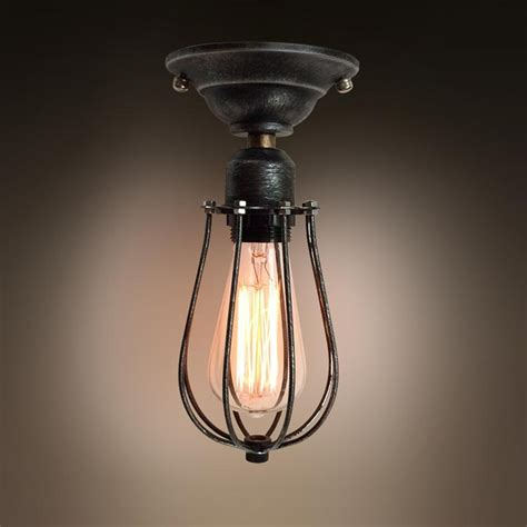 small flush mount ceiling fan with light westmenlights vintage small ceiling light flush mount