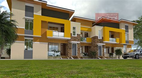 Contemporary Nigerian Residential Architecture Agbeyi