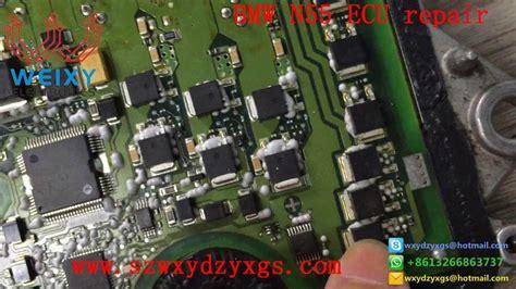 repair  bmw  dme ecu electronic valve
