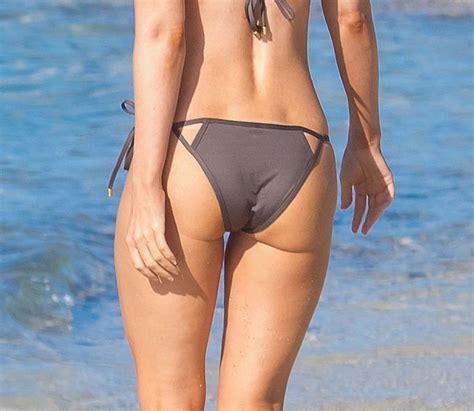 Megan Fox Dominatrix And Cameltoe In Bikini Scandal